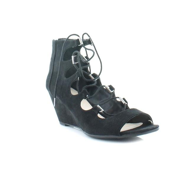 Bar III Kerry Women's Sandals & Flip Flops Black