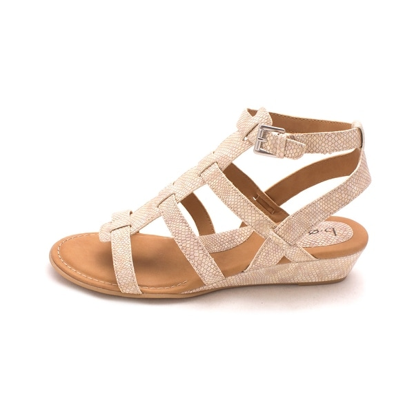 94edf2821754 Shop B.O.C Womens Heidi Open Toe Casual Platform Sandals - Free ...