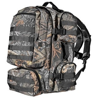 Kiligear Tactical Outdoor Pack , Hunting Camouflage Backpack, Camping Daypack