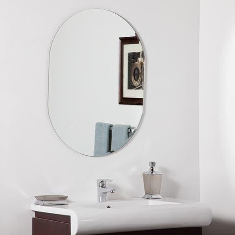 Khloe Modern Bathroom Mirror