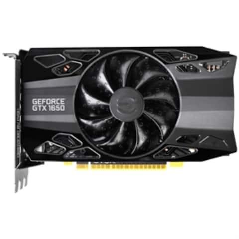 EVGA Video Card 04G-P4-1151-KR GeForce GTX1650 XC Black GAMING 4GB GDDR5 128Bit PCI Express HDMI Retail