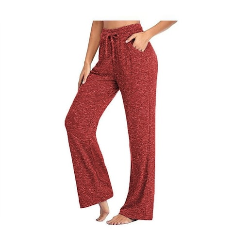 Casual Yoga Quick-Drying Wide-Leg Pants
