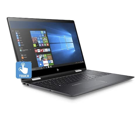 "HP Envy X360 Convertible 15-BP143CL 15.6"" FHD Touch I5-8250U 8GB 256GB SSD Intel 620 Win 10 Home"