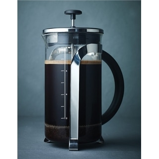 Aerolatte 068 French Press Cafetiere Coffee Maker, 8 Cup, 34 oz.