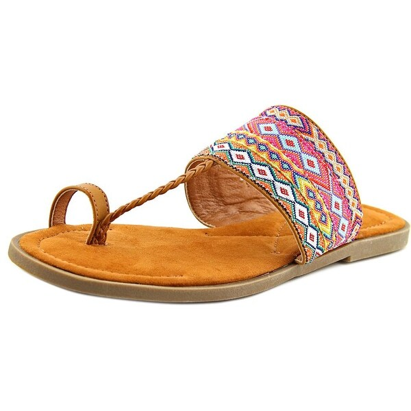 Rocket Dog Adela Women Open Toe Canvas Thong Sandal