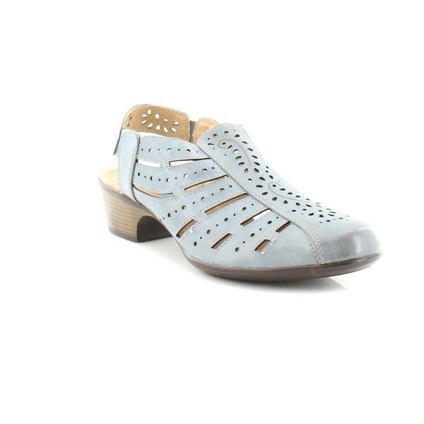 9b8eeae0081 Shop Romika Barbados Women's Sandals & Flip Flops Azur - Free ...