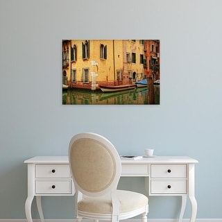 Easy Art Prints Danny Head's 'Venetian Canals VI' Premium Canvas Art