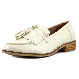 Steve Madden Meela Moc Toe Synthetic Loafer