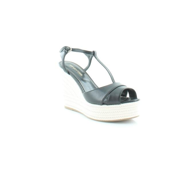Sergio Rossi Edwige Women's Sandals Black - 7.5