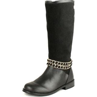 Ivanka Trump Girls Juniors Fashion Chain Boots