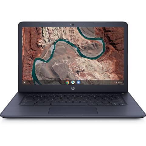 HP Chromebook 14-db0031nr - AMD Dual-Core A4-9120C APU - 4 GB - 32 GB eMMC (R)