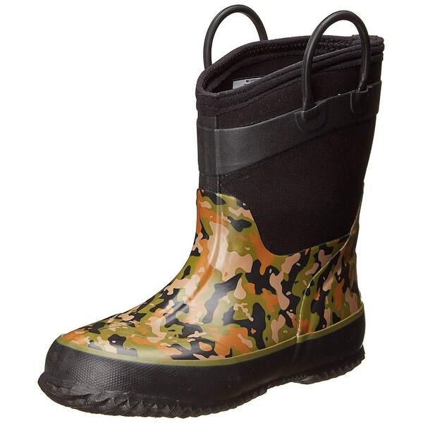 f15b52abe3362 Shop Kids Western Chief Girls neoprene Mid-Calf Pull On Rain Boots ...