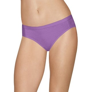 Link to Hanes Ultimate Cotton Stretch Bikini Similar Items in Intimates