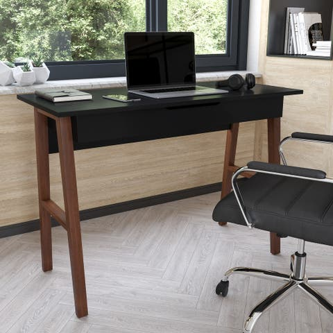 Home Office Writing Computer Desk with Drawer - Table Desk