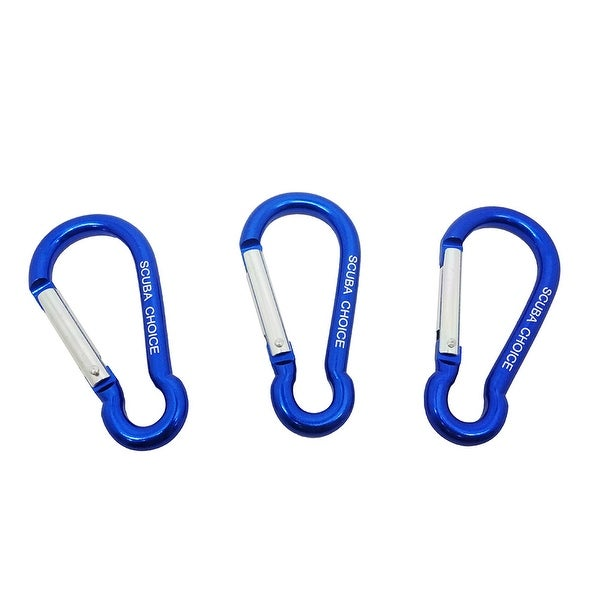 Scuba Choice Boat Marine Clip Stainless Steel Safety Spring Hook Carabiner