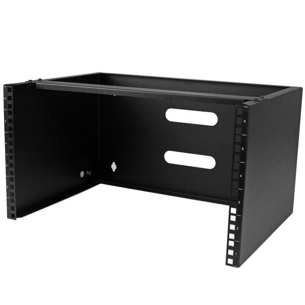 Startech.Com - Mount Networking Equipment And Shallow Rackmount Devices With This 6U Wall-Mount