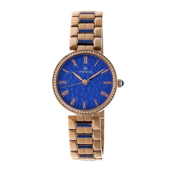 Empress Catherine Women's Automatic Watch, Stainless Steel Band, Sapphire-Coated Crystal