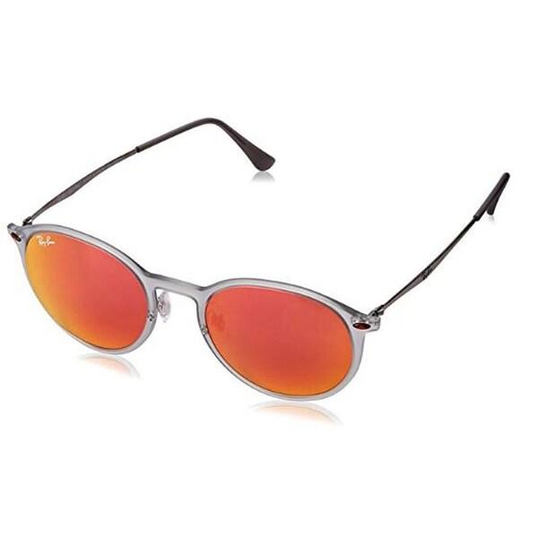 0f97118640 Ray-Ban Justin Sunglasses (Rb4165) Tortoise Grey Plastic - Non-Polarized