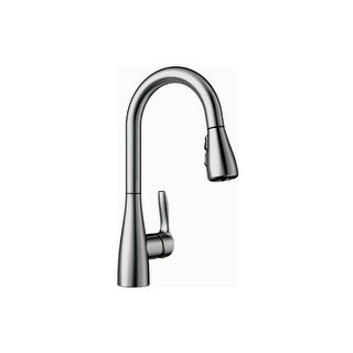 Blanco 442206 Atura Pull-Down Faucet with Dual Spray - Stainless