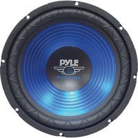 "WOOFER 10"" PYLE BLUE 600 WATT"