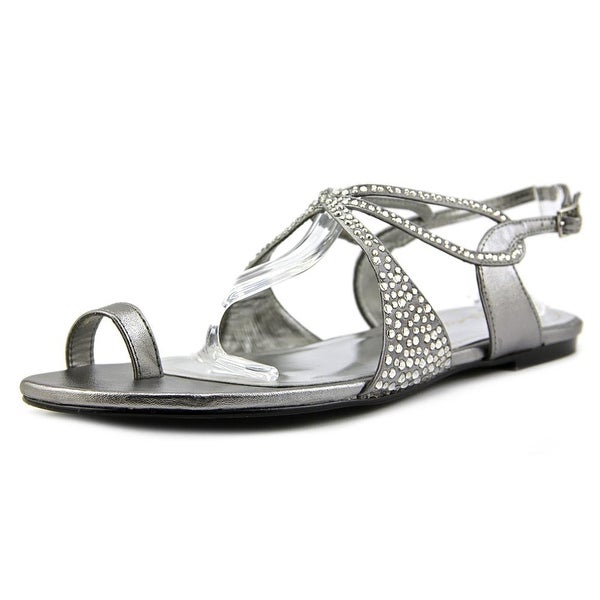 Caparros Butterfly Open-Toe Leather Slingback Sandal