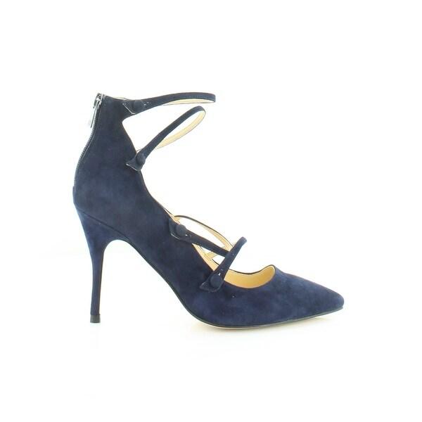 Shop Ivanka Trump Dritz - Women's Heels Dark Blue - - Dritz 21871533 b36c07