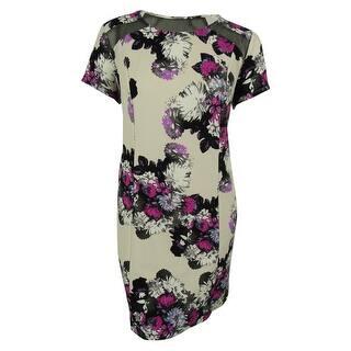INC International Concepts Women s Floral Print Dress - Glory Lillies 7a42bf5a1