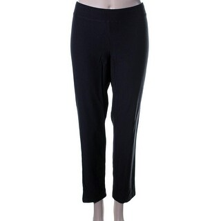 Eileen Fisher Womens Crepe Slim Ankle Pants - XS
