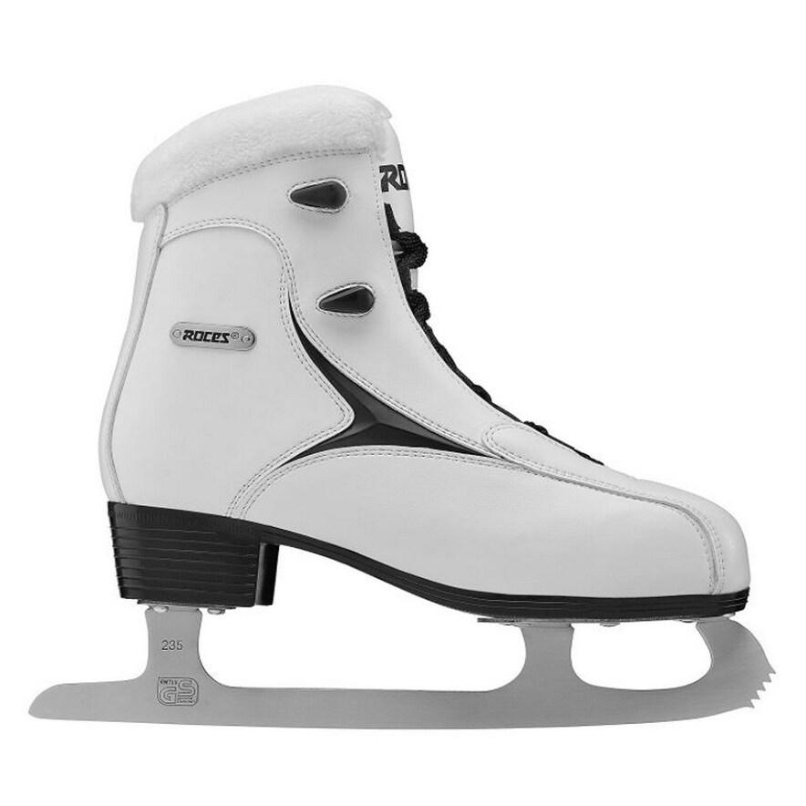 Roces Womens Fur Ice Skate Superior Italian Style 450540 00010//450618 00001