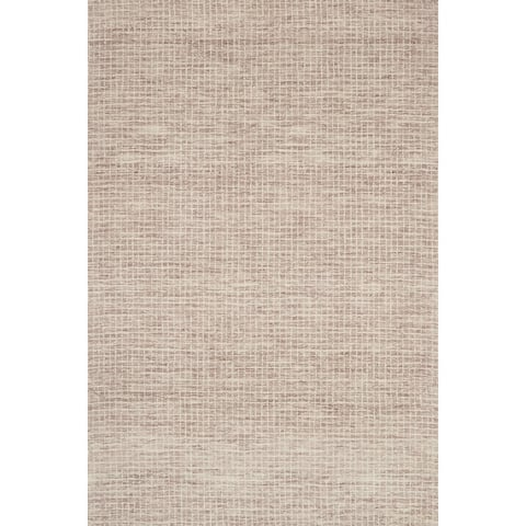 Alexander Home Mosaic Farmhouse Hand-hooked Wool Area Rug
