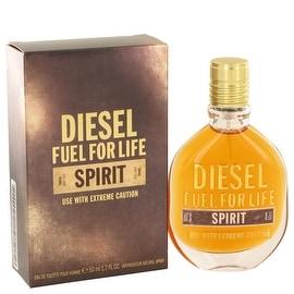 Fuel For Life Spirit by Diesel Eau De Toilette Spray 1.7 oz - Men