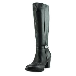 Giani Bernini Raiven Women Round Toe Leather Black Knee High Boot|https://ak1.ostkcdn.com/images/products/is/images/direct/9fb3c70ba713e4bec4e66892588a2ff2012114d8/Giani-Bernini-Raiven-Round-Toe-Leather-Knee-High-Boot.jpg?impolicy=medium