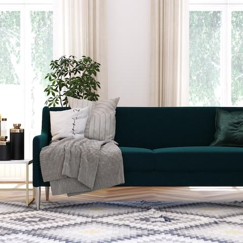 CosmoLiving by Cosmopolitan Virginia Linen Sofa