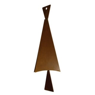 Patina Products B356 Large Solid Triangle Bell