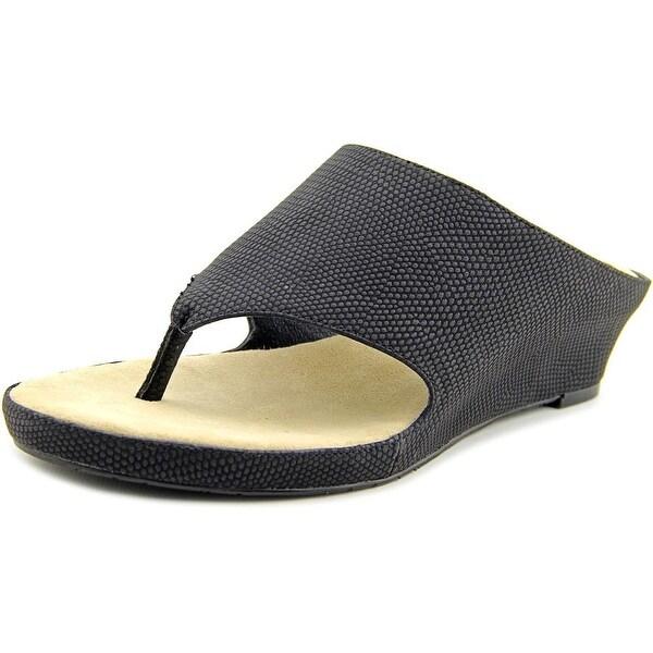 Tahari Mindy Women Black Sandals