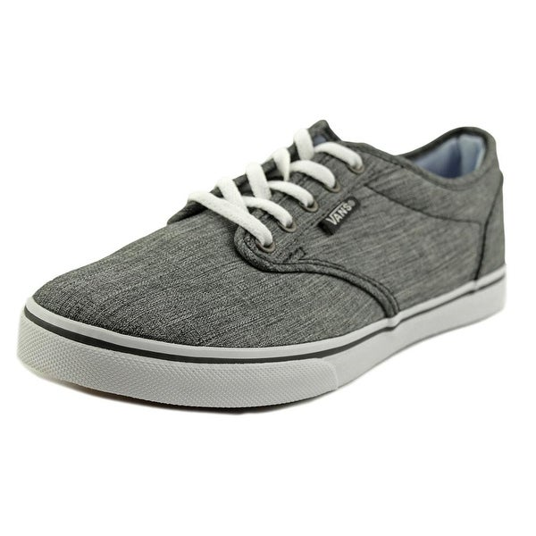 Vans Atwood Low (Rock Textile) Gray Sneakers Shoes