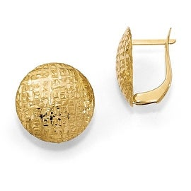 14k Gold Earrings
