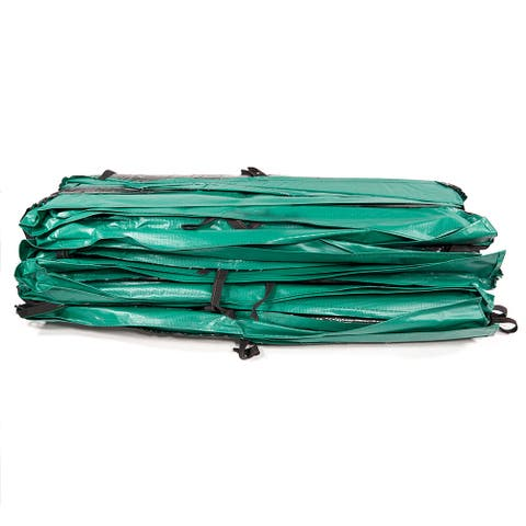 Skywalker Trampolines 14' Rectangle Replacement Spring Pad - Green