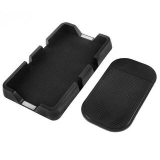 Unique Bargains Car Dashboard Pad Mat Anti Slip Gadget Mobile Phone GPS Holder