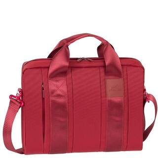 Rivacase 8830RED 15.6 in. Laptop Bag, Red