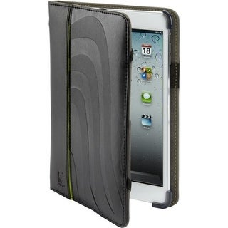 Maroo MM-400 Maroo Pango mini Carrying Case (Portfolio) for iPad mini, iPad mini 2, iPad mini 3, Business Card, Stylus - Black -
