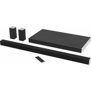 "(Recertified) VIZIO SmartCast SB4051-D5 5.1-Channel Soundbar System with 26.5"" Wireless Subwoofer"
