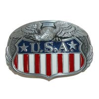 CTM® USA and Eagle Belt Buckle