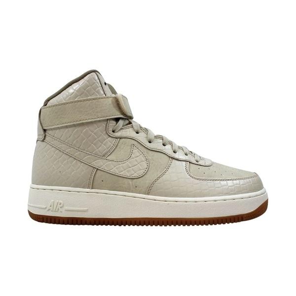 finest selection e1276 fd953 Nike Air Force 1 High Premium Oatmeal Oatmeal-Khaki-Sail 654440-112