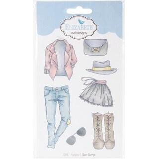 Fashions 1 - Elizabeth Crafts Clear Stamps