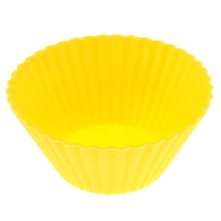 Home 3cm Depth Silicone Rounded Cupcake Baking Muffin Cup