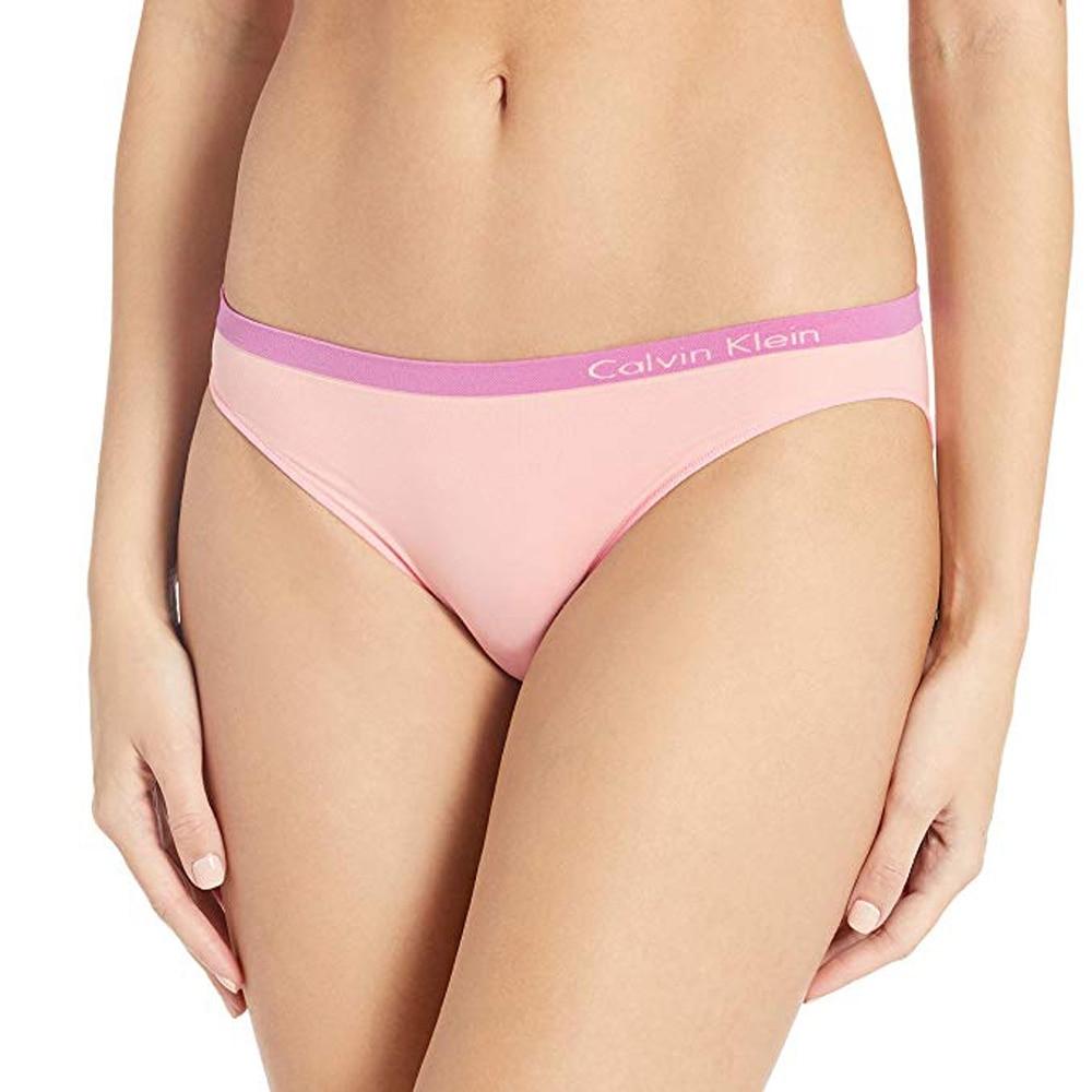 Calvin Klein Womens Pure Seamless Bikini Panty