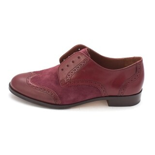 Cole Haan Womens Jagger Wingtip Oxford Closed Toe Oxfords