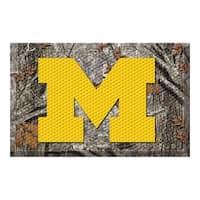 NCAA University of Michigan Wolverines Shoe Scraper Door Mat