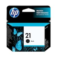 HP 21 Black Original Ink Cartridge (C9351AN) (Single Pack)